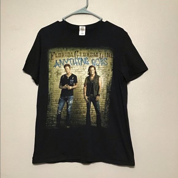 Gildan Other - Florida Georgia Line Tour Band Shirt